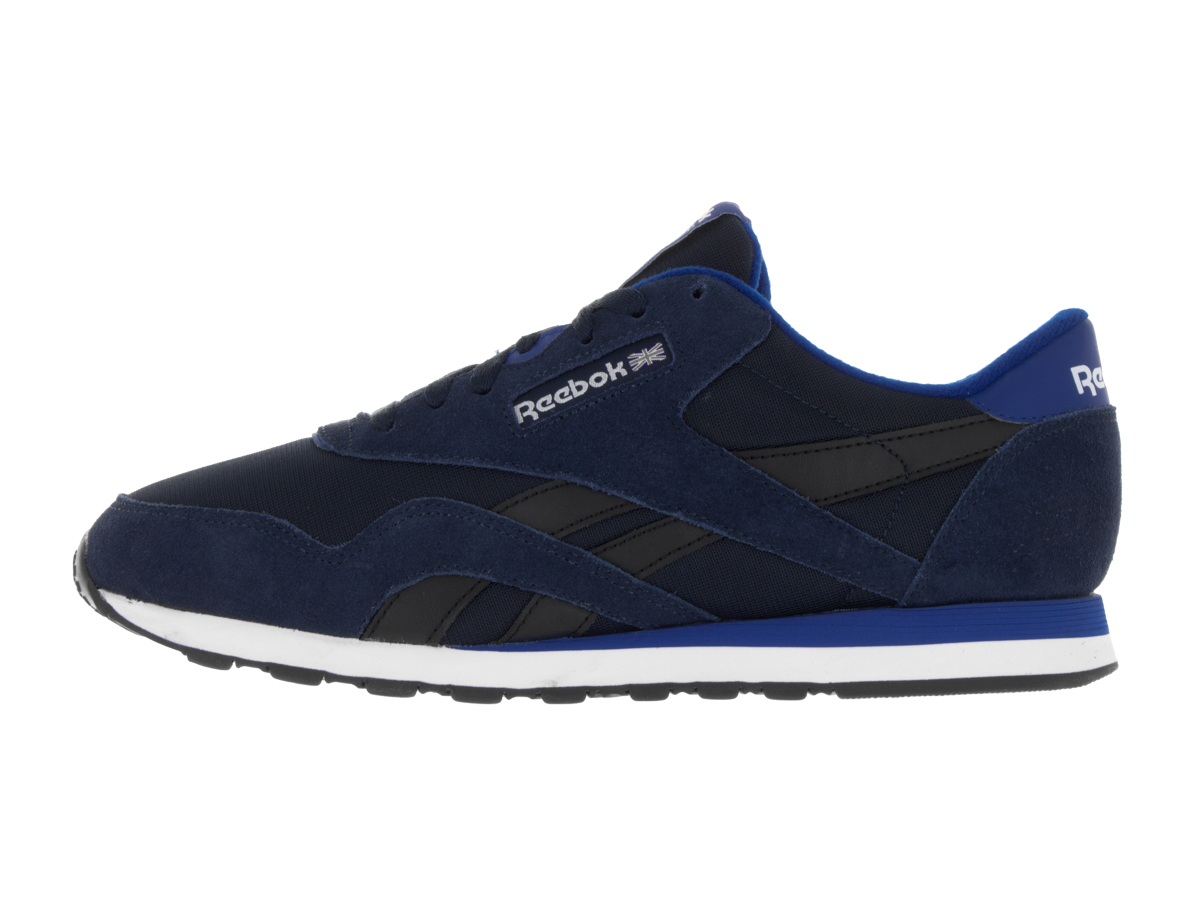 Reebok Men's CL Nylon TS Classic Casual Shoe