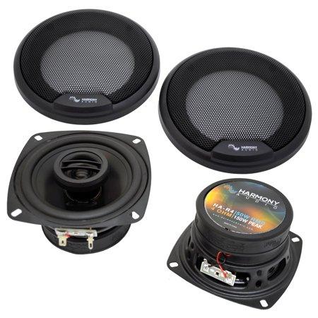 Harmony Audio HA-R4 Car Stereo Rhythm Series 4