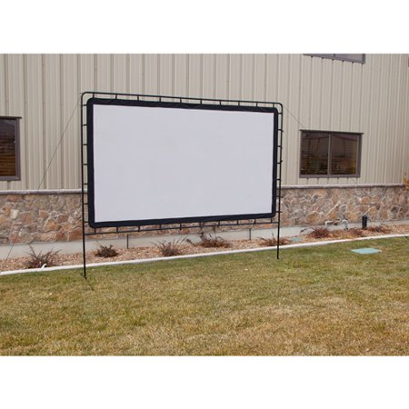 Camp Chef High Resolution Outdoor Movie Screen, 132