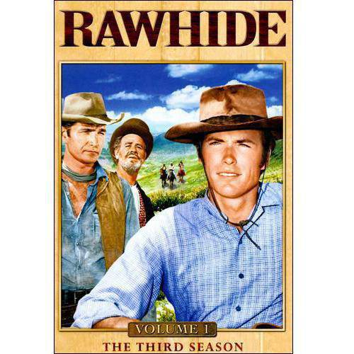 Rawhide: The Third Season, Vol. 1 (Full Frame)