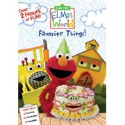Elmo Worlds: Elmos Favorite Things (DVD)