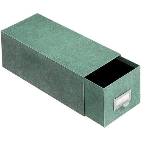 Globe-Weis, GLW46CGRE, Agate Index Card Storage Drawers, 1 Each, Green](Index Card Storage)
