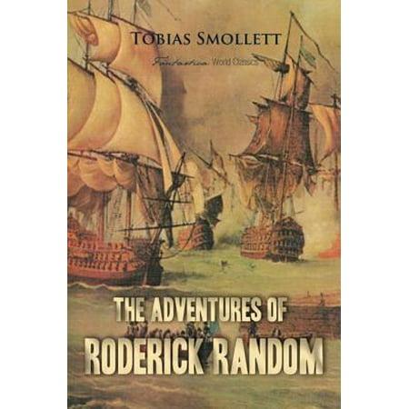 The Adventures of Roderick Random - eBook