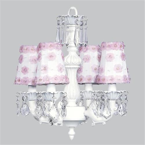 Jubilee Collection 77702-6121 Chandelier - 4 Light - Foun...
