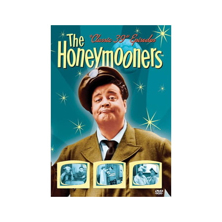 The Honeymooners: Classic 39 Episodes (DVD)
