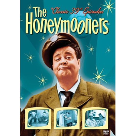 The Honeymooners: Classic 39 Episodes (DVD) - Tv Shows Halloween Episodes