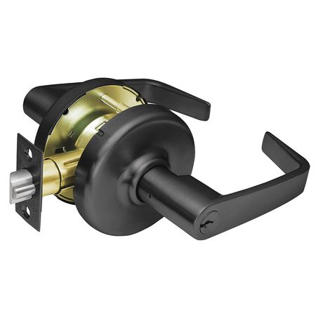 CORBIN CL3551 NZD 10B Heavy Duty Lever Lockset,Right Angle