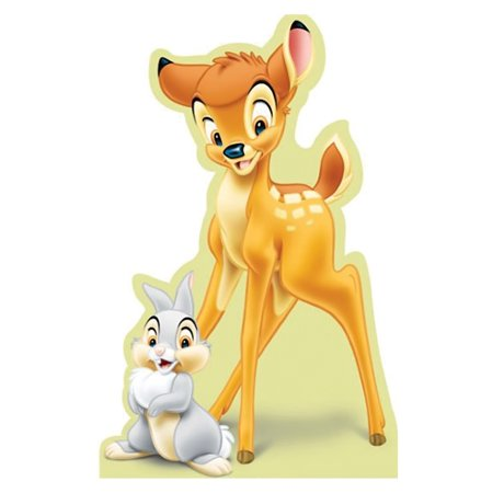 Advanced Graphics 784 Bambi and Thumper- 42