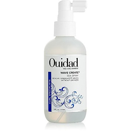 Ouidad Wave Create Sea Spray-6.4 oz (Best Way To Create Waves In Hair)