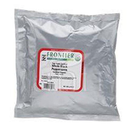 Peppercorns, Black Whole - Certified Organic Fair Trade Certified, 16