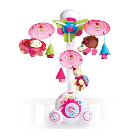 Tiny Princess Soothe 'n Groove Mobile (Rainforest Mobile)