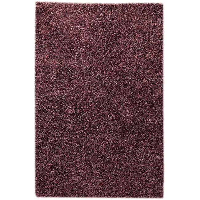 M A Trading SOLSORPUR052076 Solo 2039 5.17 ft. x 7.5 ft. Hand Woven Rug - Purple