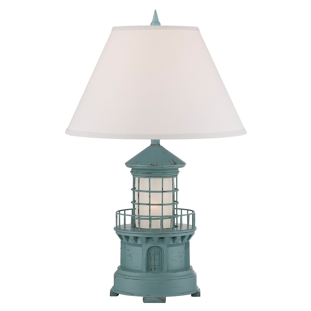 Madison Avenue Furniture International Seahaven Sky Blue Lighthouse