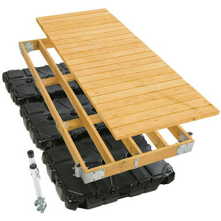 Loading Dock Kit (PlayStar Commercial Grade Floating Dock Kit, 4' x)