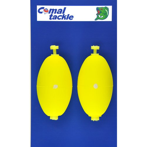 Comal 2pk Weighted RattleFit Snap-On Float