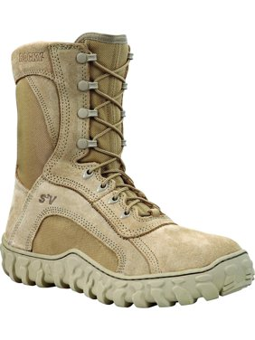 Rocky S2v Gore-tex W/insulated Tactical Military Boot Desert Tan FQ00101-1
