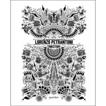 Timestory  The Illustrative Collages Of Lorenzo Petrantoni