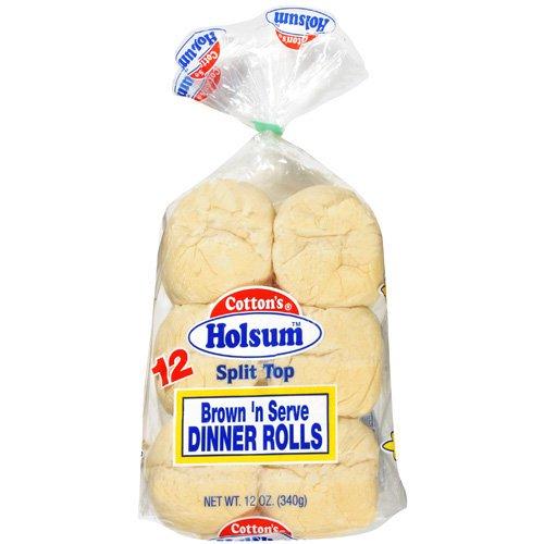 Cotton 8217 S Holsum Dinner Rolls 12