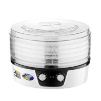 Electro Boss 5-Tray Thermostat Adjustable Baja Pro Food Dehydrator