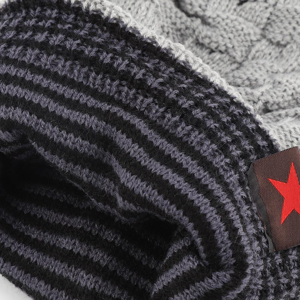 2203131759577 Lv. life - Lv. life Winter Warm Men Knit Beanie Hats Reversible Women Snow  Cap Unisex - Walmart.com