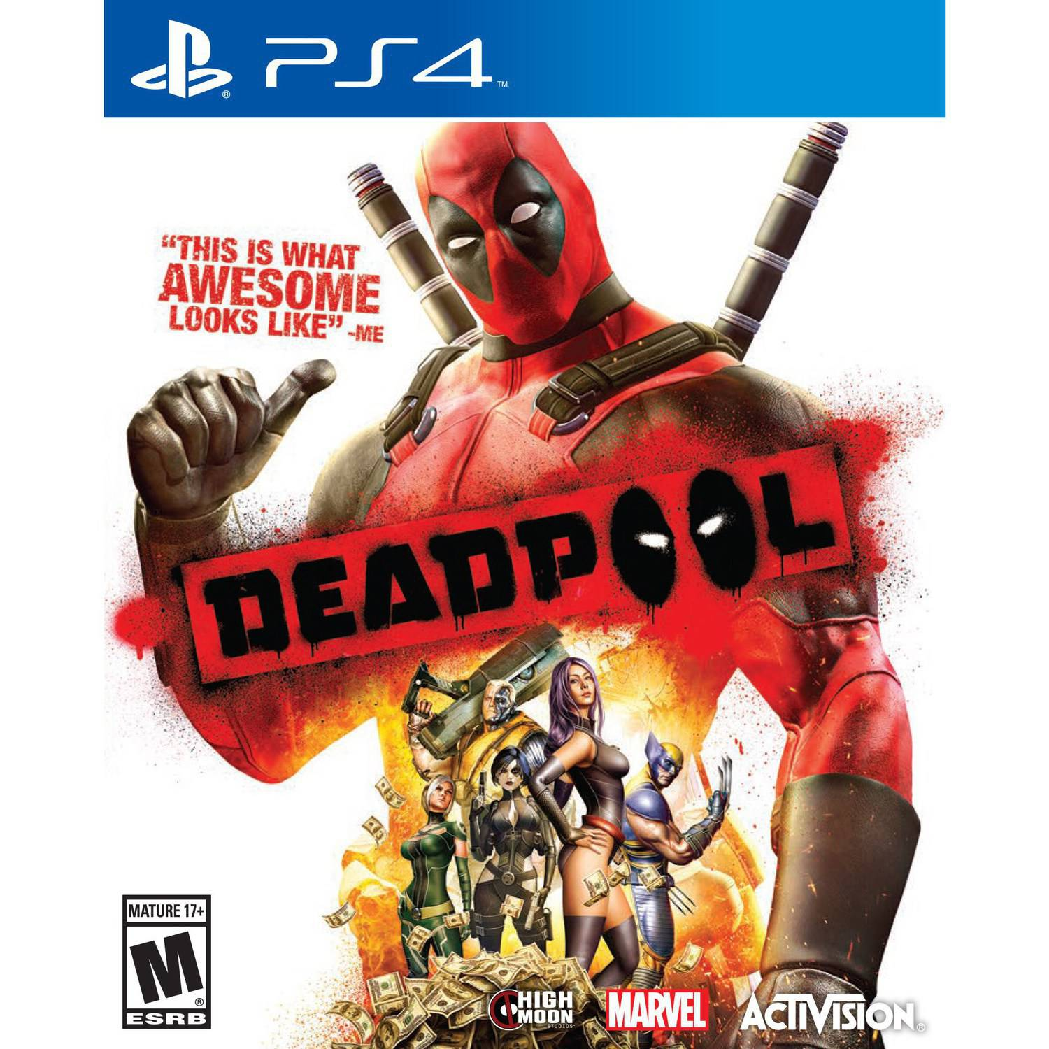 Deadpool (PS4) - Pre-Owned