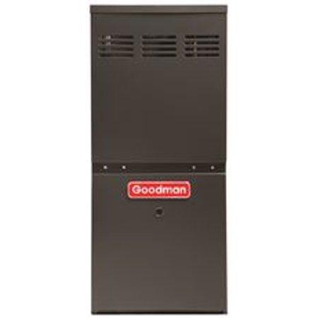 Goodman Gas Furnace 80 Afue 80k Btu Dual Saver 3 0 Ton