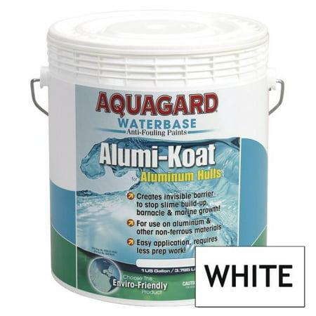Antifouling Paint (Aquagard 5910885 Ii Alumi-koat Anti-fouling Waterbased - 1gal - White )