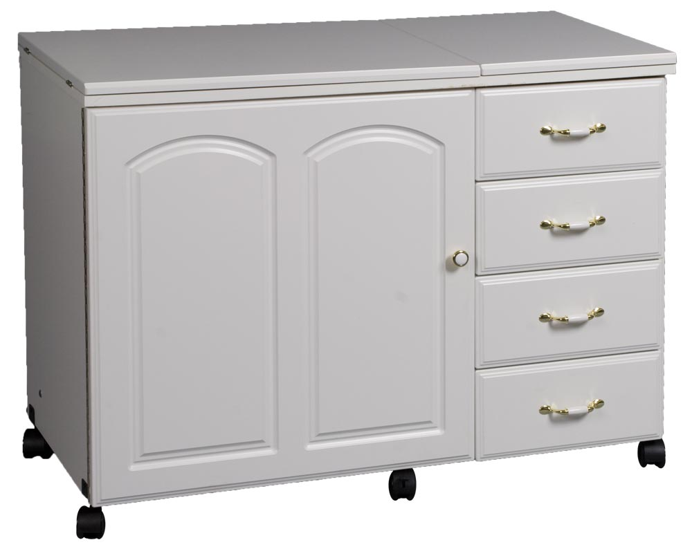Fashion Sewing Cabinets of America 4700 Sewing Credenza by Fashion Sewing
