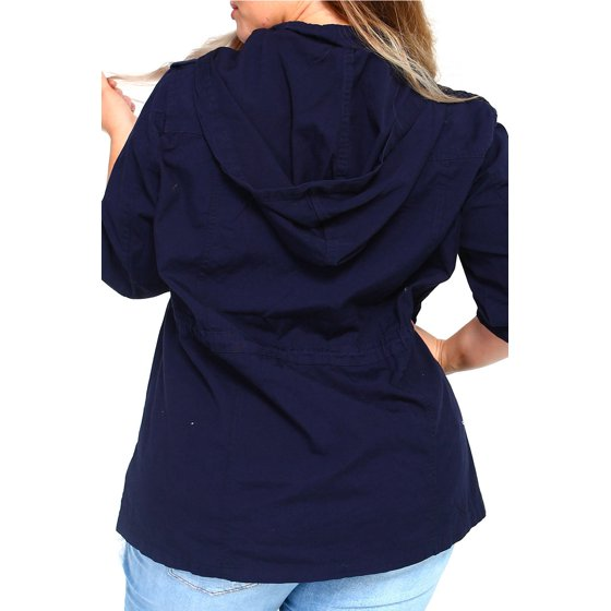 494f0411757 P . amz brand  - womens plus size fashion thick roll up canvas zip ...