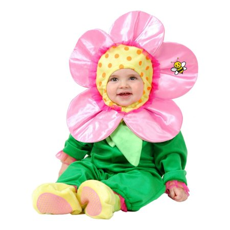 Flower Costume Jewelry - Halloween Little Flower Infant/Toddler Costume