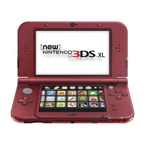 New Nintendo 3DS XL Monster Hunter Generations Edition [Nintendo 3DS] …