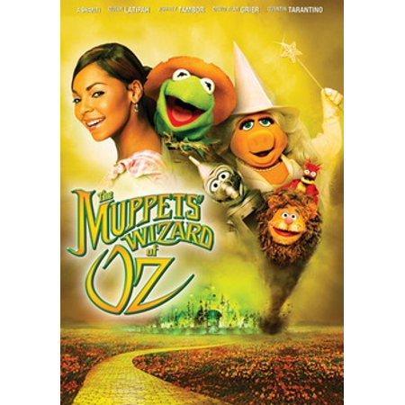 - The Muppets' Wizard of Oz (DVD)