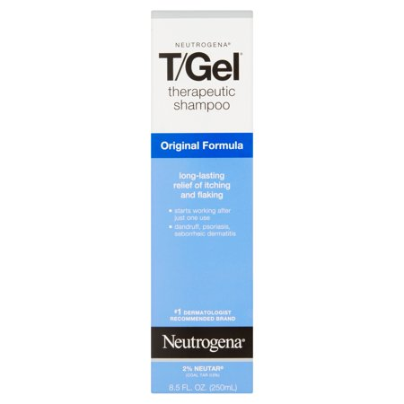 Neutrogena T Gel Therapeutic Shampoo Original Formula  8 5 Fl  Oz