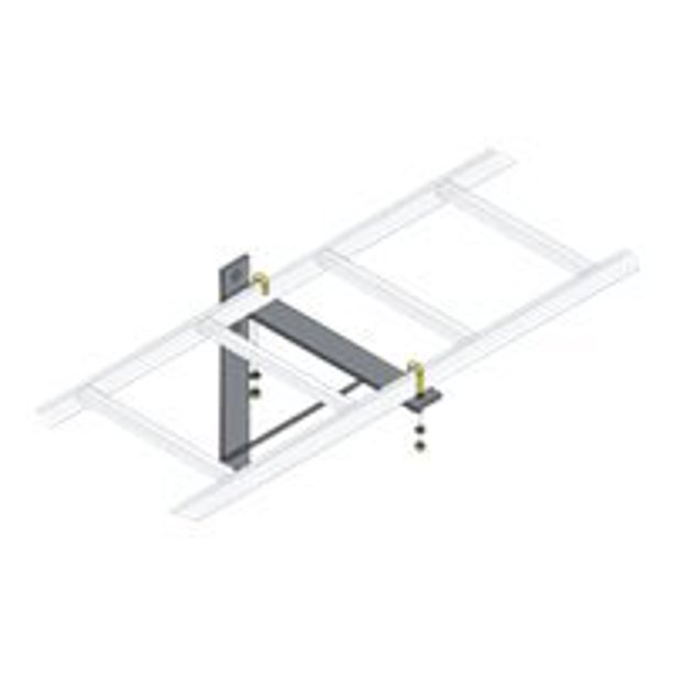 Middle Atlantic CL Series CLB-TSB-W18 Triangle Wall