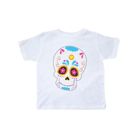 Sugar Skull Blue Toddler - Sugar Skulls Girls