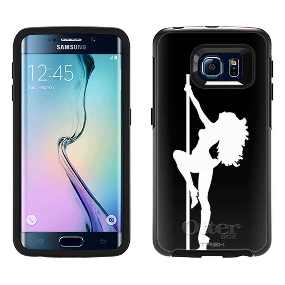 OtterBox Symmetry Samsung Galaxy S6 Edge Case -Silhouette...