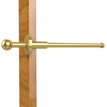 - Allied Brass TD-23 Pullout Garment Rod