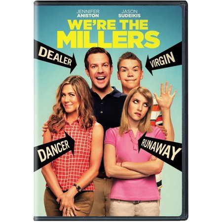 We're the Millers (DVD) (We Re The Millers 2 Release Date)