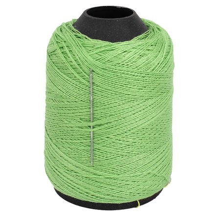Unique Bargains Unique Bargains Seamstress Tailor Hand Embroidery Sewing Quilting Green  Thread