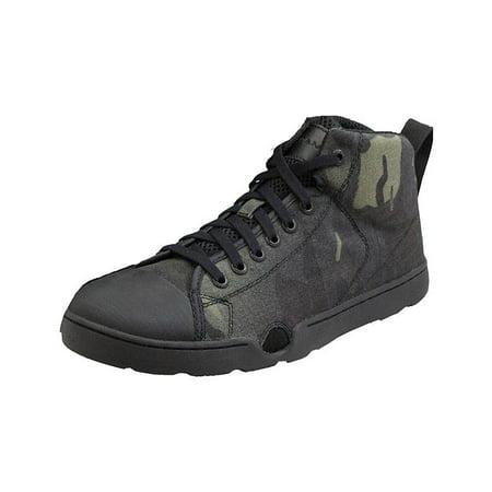 Tactical Assault Boot (Altama Men's OTB Maritime Assault Military Tactical Mid Boots - Black)