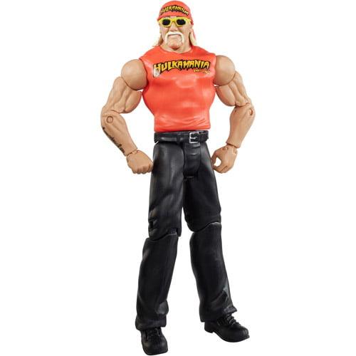 WWE Hulk Hogan Figure by Mattel