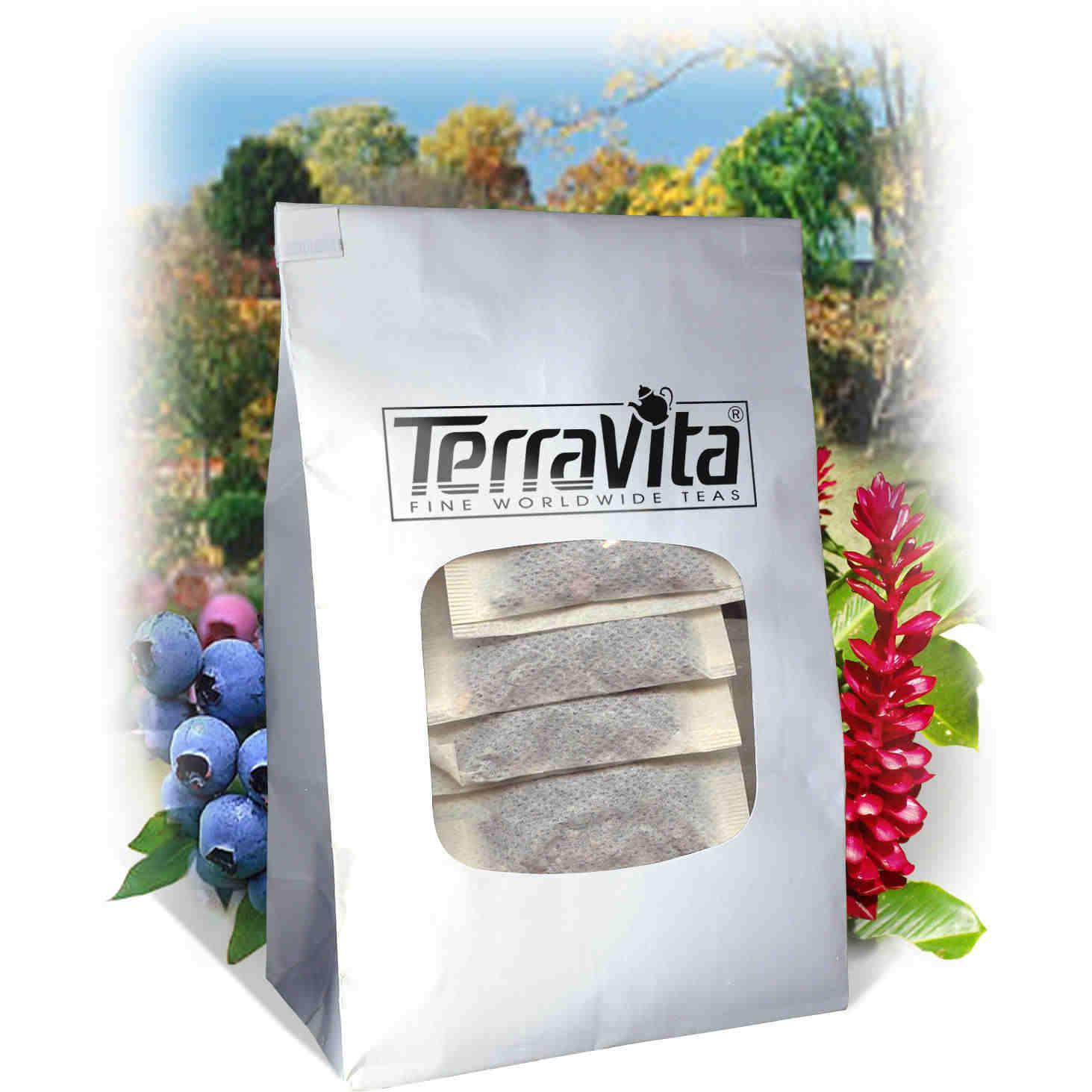 Cinnamon Chacha Rooibos Tea (50 tea bags, ZIN: 518449) by TerraVita