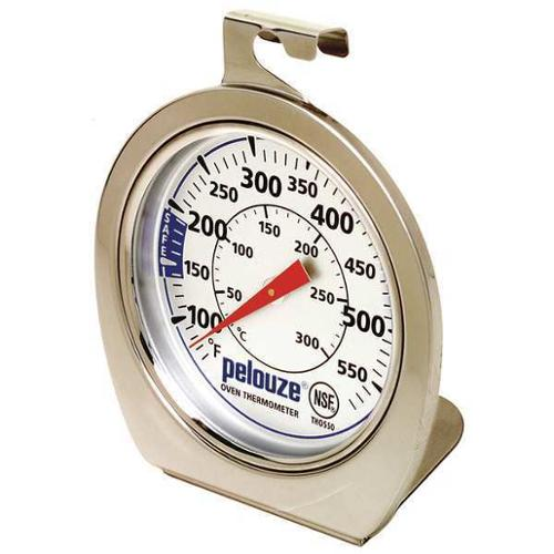 RUBBERMAID FGTHO550 Food Srvc Thermometer, Oven, 60 to 580 F