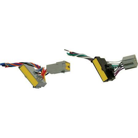 scosche ford car stereo connector com scosche 82 03 ford car stereo connector