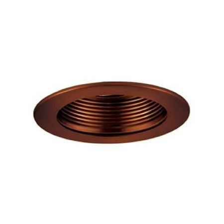 - Jesco Lighting TM301ABAB Aperture Low Voltage Trim with adjustable Step Baffle Antique Bronze Finish 3 inch