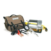 Viair 400P Automatic Portable 12V, 150 PSI Air Compressor Kit for Vehicle Tires