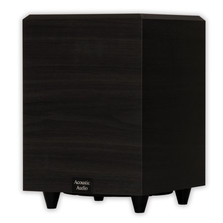 Acoustic Audio PSW-8 Home Theater Powered 8