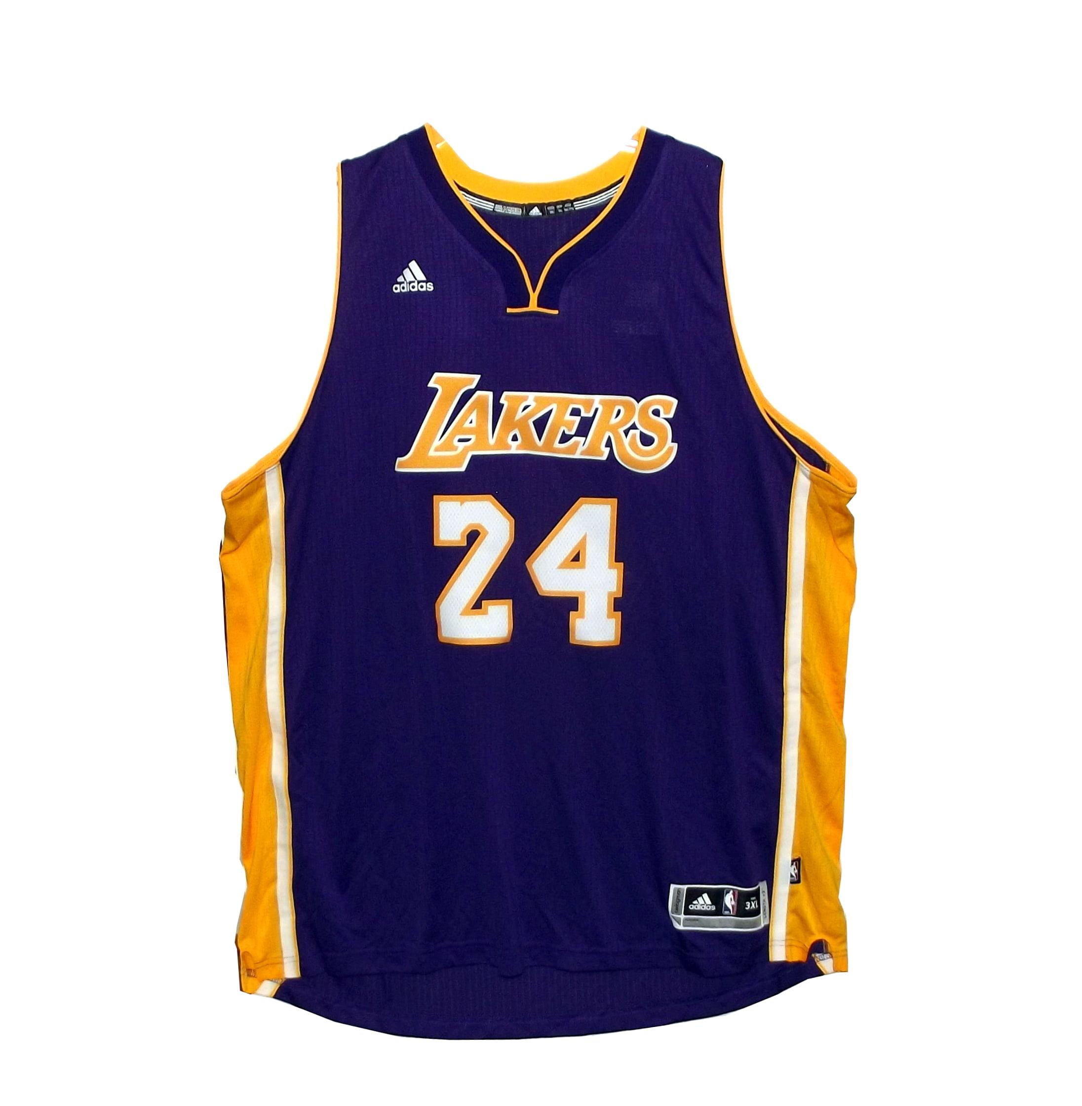 adidas - NBA Los Angeles Lakers Kobe Bryant  24 Men s Jersey 6a61368db