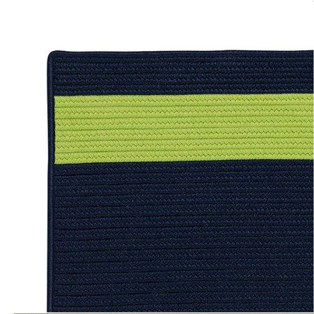 Aurora - Navy Green 6'x9'