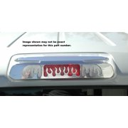 All Sales 55015P Third Brake Light Cover Fits 04-08 Explorer Sport Trac F-150